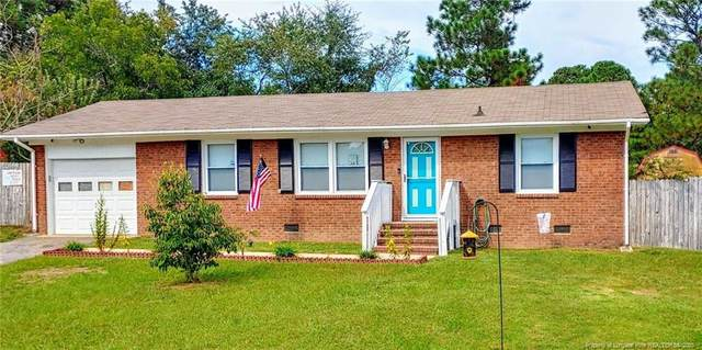 66 Rosebud Street, Spring Lake, NC 28390 (MLS #642257) :: Freedom & Family Realty
