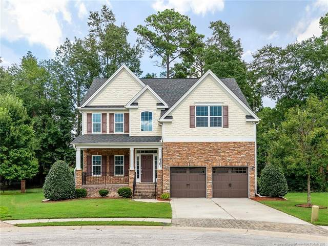 2301 Larkhaven Court, Fayetteville, NC 28303 (MLS #642270) :: On Point Realty