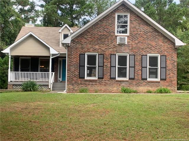 3418 Hawthorne Street, Hope Mills, NC 28348 (MLS #642309) :: The Signature Group Realty Team