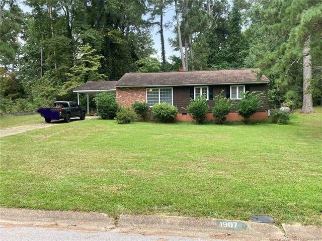1907 Spruce Street, Fayetteville, NC 28303 (MLS #642314) :: The Signature Group Realty Team