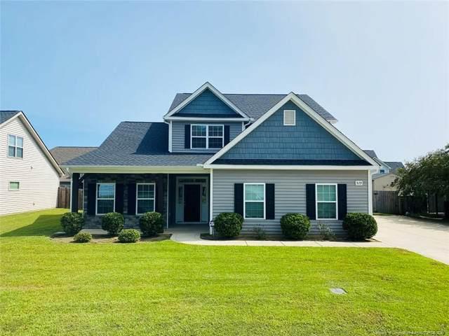 579 Royal Birkdale Drive, Raeford, NC 28376 (MLS #642326) :: Freedom & Family Realty