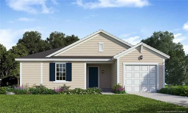 52 York Court, Spring Lake, NC 28390 (MLS #642339) :: Moving Forward Real Estate