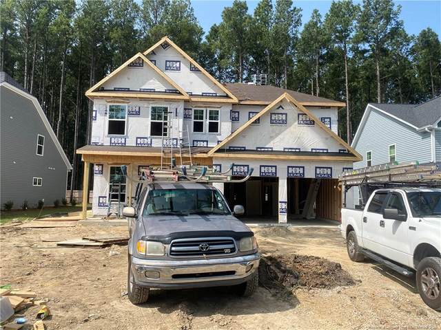 137 Timber Skip Drive, Spring Lake, NC 28390 (MLS #642346) :: Premier Team of Litchfield Realty