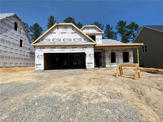 491 Falls Creek Drive, Spring Lake, NC 28390 (MLS #642350) :: Premier Team of Litchfield Realty