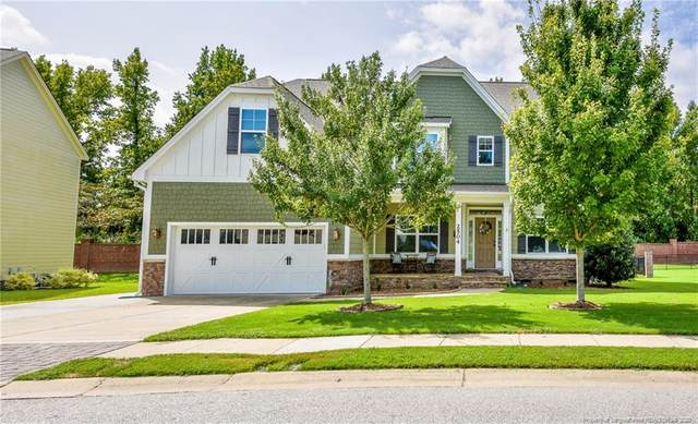 2504 Thorngrove Court, Fayetteville, NC 28303 (MLS #642354) :: Freedom & Family Realty