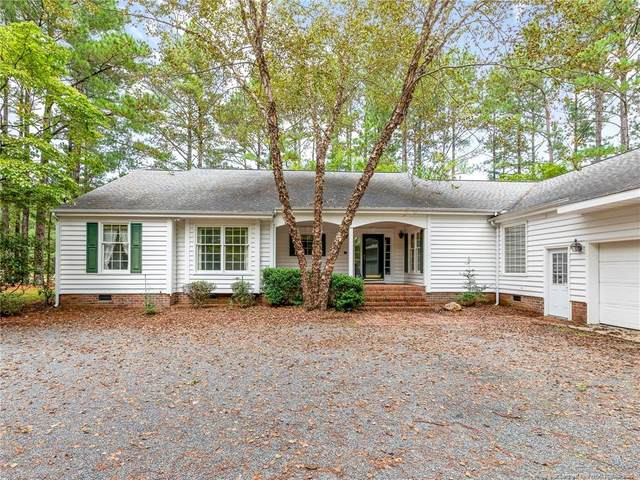 16101 Bee Tree Lane, Wagram, NC 28396 (MLS #642396) :: Premier Team of Litchfield Realty