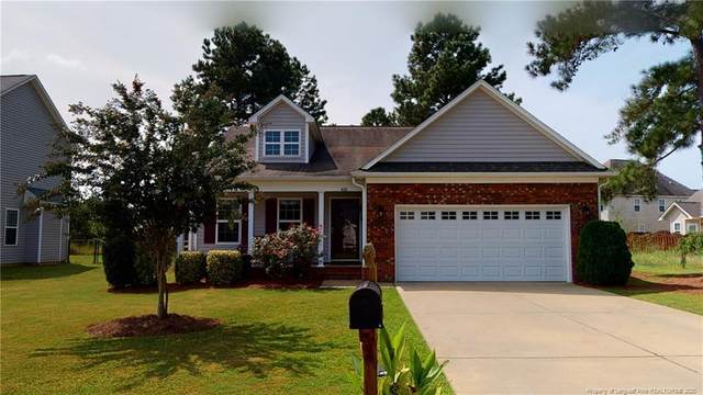 418 Derby Lane, Hope Mills, NC 28348 (MLS #642407) :: On Point Realty