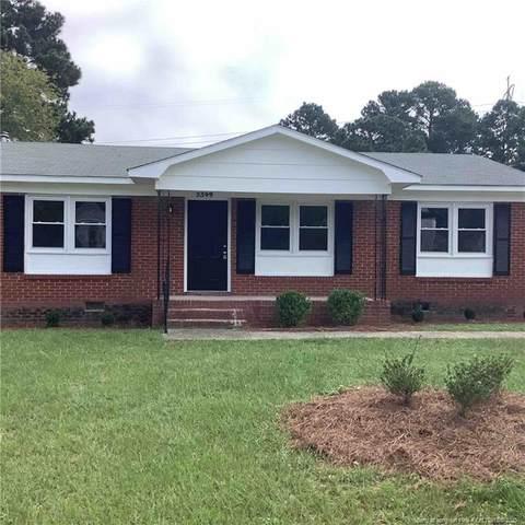 3349 Vardaman Avenue, Hope Mills, NC 28348 (MLS #642411) :: Premier Team of Litchfield Realty