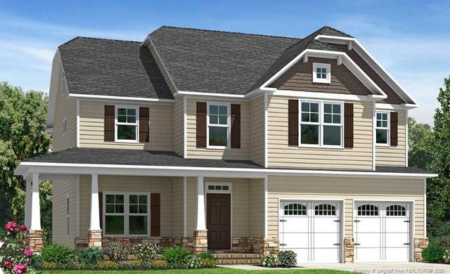 179 Enfield Drive, Carthage, NC 28327 (MLS #642413) :: Freedom & Family Realty