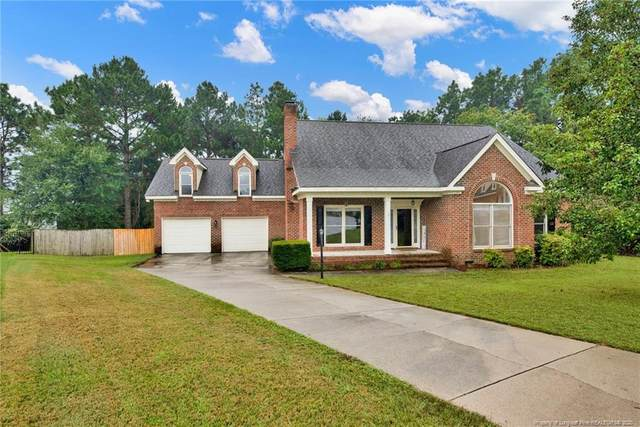 7905 Lester Drive, Fayetteville, NC 28311 (MLS #642418) :: The Signature Group Realty Team