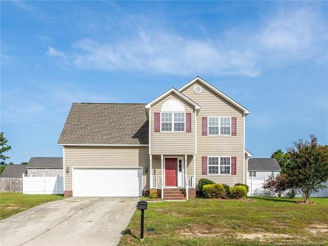 4418 Round Stone Court, Hope Mills, NC 28348 (MLS #642466) :: Premier Team of Litchfield Realty