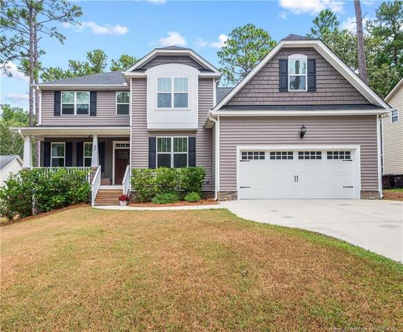 32 Starboard Tack, Sanford, NC 27332 (MLS #642482) :: Freedom & Family Realty