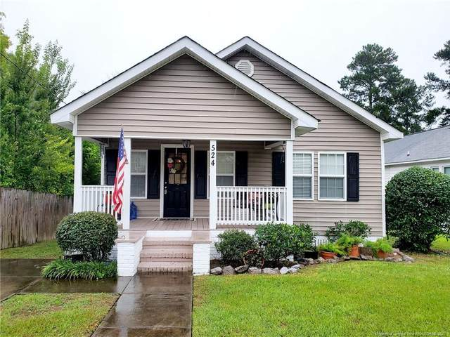 524 Pearl Street, Fayetteville, NC 28303 (MLS #642507) :: Freedom & Family Realty