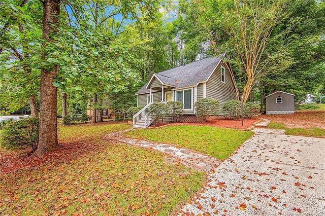1310 Fernridge Drive, Sanford, NC 27332 (MLS #642513) :: The Signature Group Realty Team