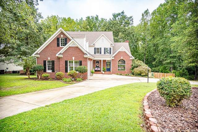3322 Windmere Drive, Sanford, NC 27330 (MLS #642522) :: The Signature Group Realty Team