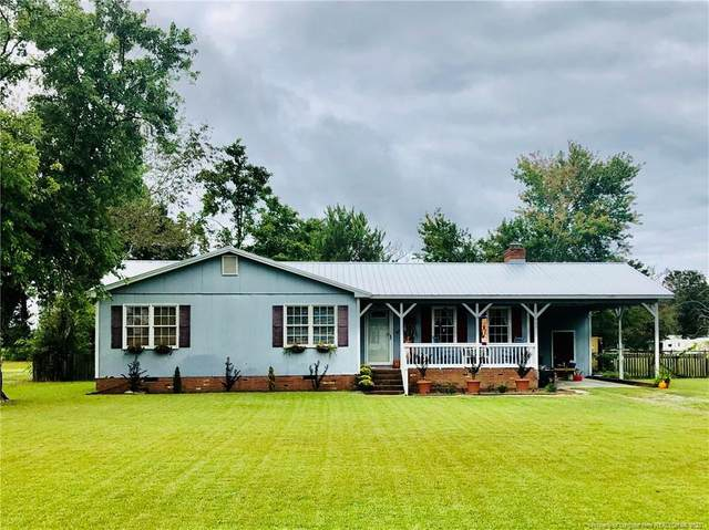 502 Colonial Drive, Broadway, NC 27505 (MLS #642543) :: Freedom & Family Realty