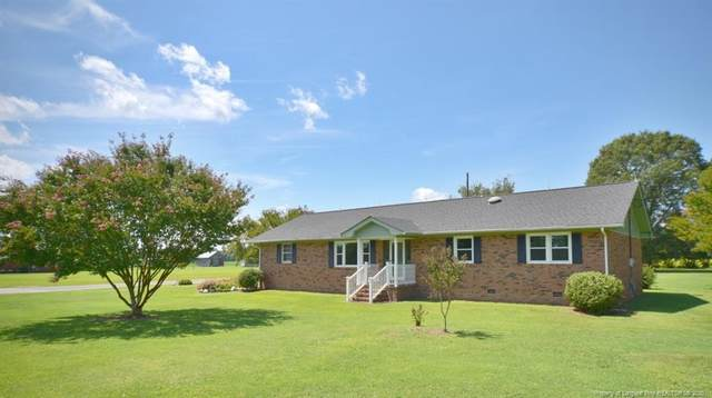 18 Mclean Chapel Church Road, Bunnlevel, NC 28323 (MLS #642547) :: Premier Team of Litchfield Realty