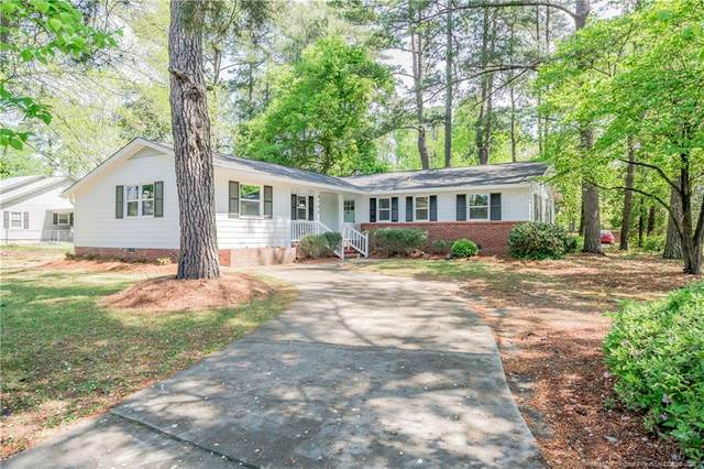 4196 Cliffdale Road, Fayetteville, NC 28303 (MLS #642558) :: Freedom & Family Realty