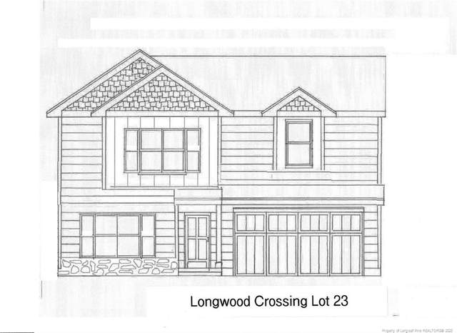 172 Ledgebrook (Lot 23) Lane, Raeford, NC 28376 (MLS #642564) :: Premier Team of Litchfield Realty