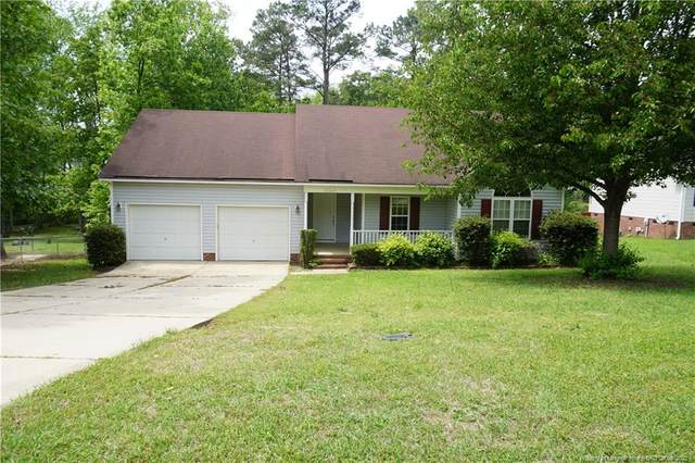 1567 Clan Campbell Drive, Raeford, NC 28376 (MLS #642575) :: Premier Team of Litchfield Realty