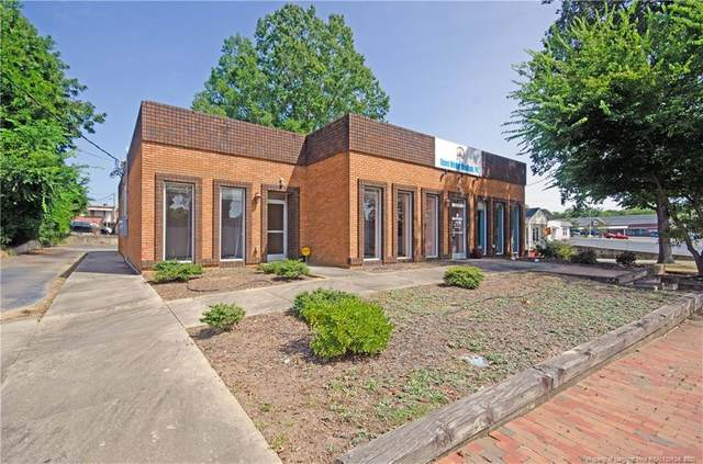 109 S Vance Street, Sanford, NC 27330 (MLS #642581) :: The Signature Group Realty Team