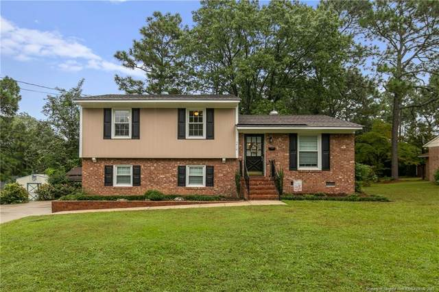5410 Rodwell Road, Fayetteville, NC 28311 (MLS #642589) :: Premier Team of Litchfield Realty