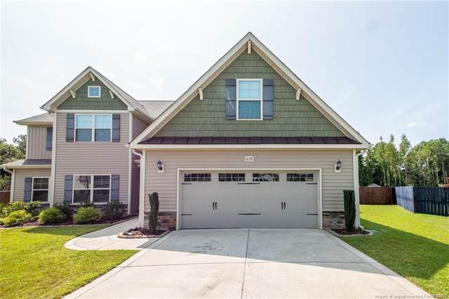 628 Thornbrooke Drive, Hope Mills, NC 28348 (MLS #642592) :: Freedom & Family Realty