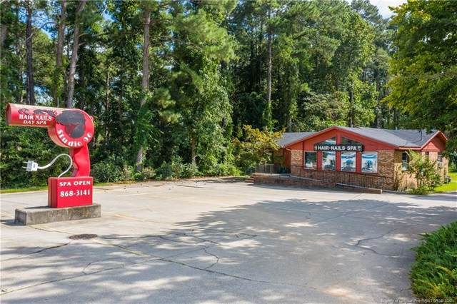 5051 Yadkin Road, Fayetteville, NC 28303 (MLS #642593) :: Freedom & Family Realty