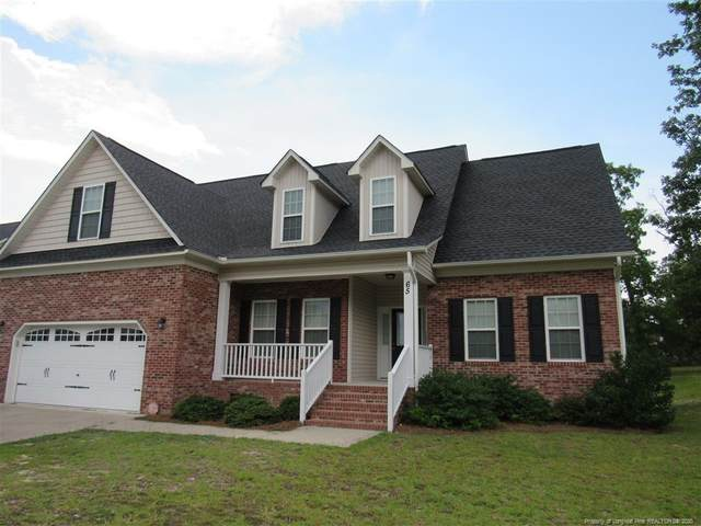 65 Craven Court, Spring Lake, NC 28390 (MLS #642602) :: Premier Team of Litchfield Realty