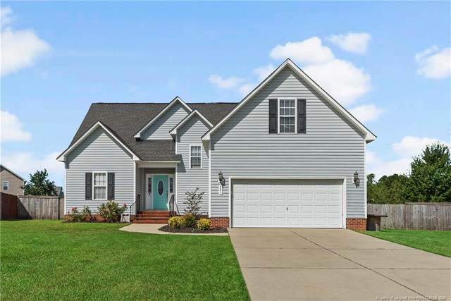 481 Robeson Street, Spring Lake, NC 28390 (MLS #642617) :: On Point Realty