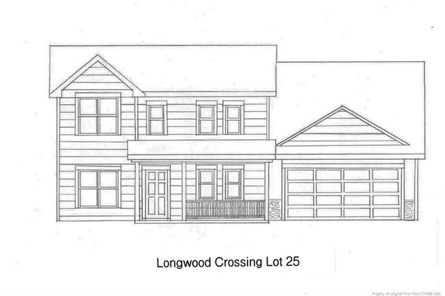 112 Longview (Lot 25) Court, Raeford, NC 28376 (MLS #642631) :: Premier Team of Litchfield Realty