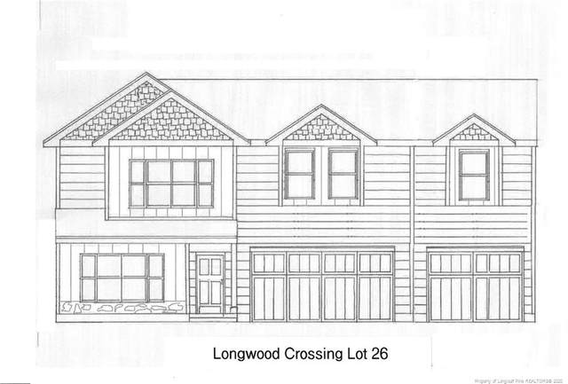124 Longview (Lot 26) Court, Raeford, NC 28376 (MLS #642639) :: Premier Team of Litchfield Realty