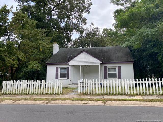 109 Langdon Street, Fayetteville, NC 28301 (MLS #642668) :: The Signature Group Realty Team