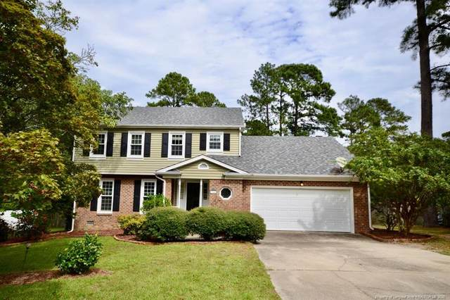 3504 Kelburn Drive, Fayetteville, NC 28311 (MLS #642670) :: The Signature Group Realty Team