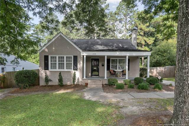 1424 Pine Valley Loop, Fayetteville, NC 28305 (MLS #642671) :: Freedom & Family Realty