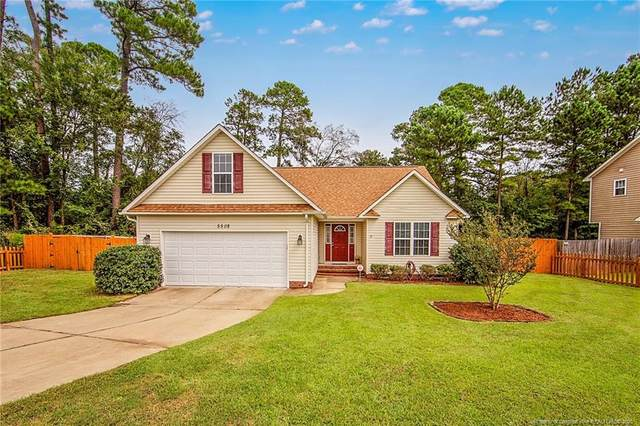 5508 Archer Road, Hope Mills, NC 28348 (MLS #642680) :: On Point Realty