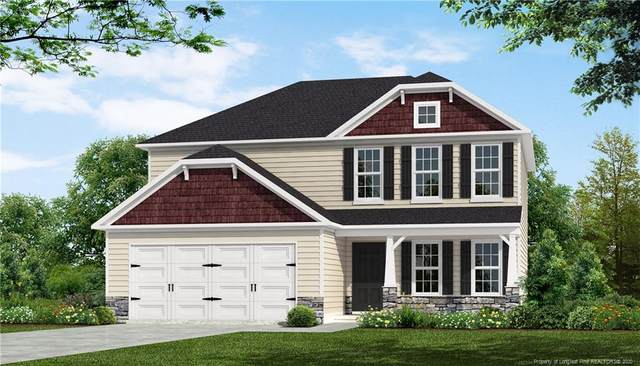 287 Old Montague (Lot 712) Way, Cameron, NC 28326 (MLS #642695) :: The Signature Group Realty Team