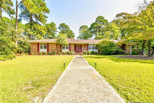 225 Kinlaw Road, Fayetteville, NC 28311 (MLS #642699) :: The Signature Group Realty Team