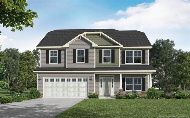 251 Old Montague (Lot 715) Way, Cameron, NC 28326 (MLS #642700) :: The Signature Group Realty Team