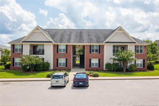 411 Gallery Drive #202, Spring Lake, NC 28390 (MLS #642705) :: The Signature Group Realty Team
