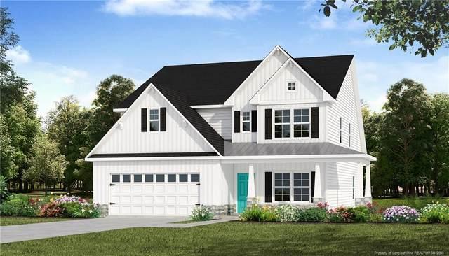 1525 Creekwood (Lot 25) Road, Hope Mills, NC 28348 (MLS #642706) :: On Point Realty