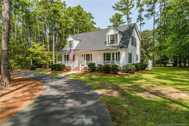 519 Woods Drive, Aberdeen, NC 28315 (MLS #642710) :: The Signature Group Realty Team