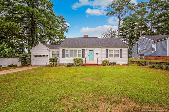720 Kooler Circle, Fayetteville, NC 28305 (MLS #642717) :: Freedom & Family Realty