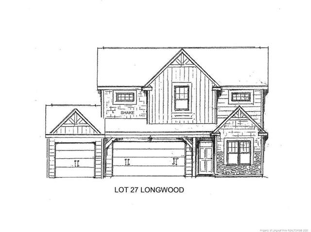 128 Longview (Lot 27) Court, Raeford, NC 28376 (MLS #642727) :: The Signature Group Realty Team