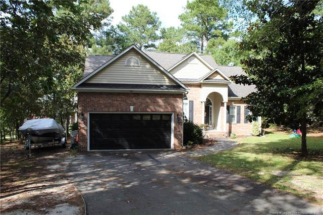 84 Fairway Lane, Sanford, NC 27332 (MLS #642728) :: On Point Realty