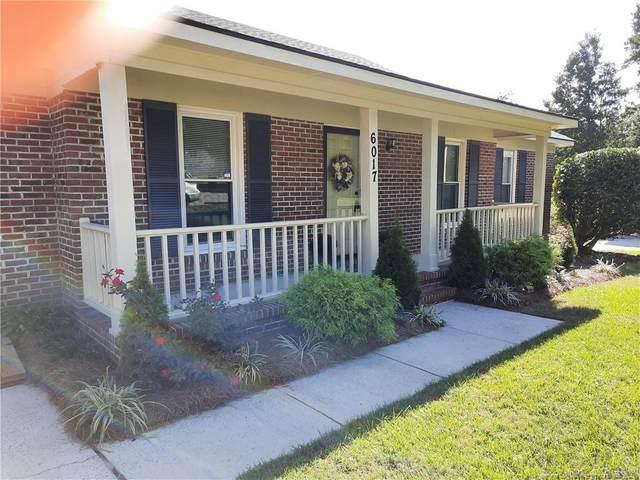 6017 Dunbridge Drive, Fayetteville, NC 28314 (MLS #642735) :: Freedom & Family Realty