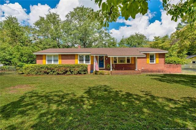 1425 Valencia Court, Fayetteville, NC 28303 (MLS #642741) :: The Signature Group Realty Team
