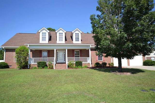3708 Heather Brooke Drive, Fayetteville, NC 28306 (MLS #642742) :: Freedom & Family Realty