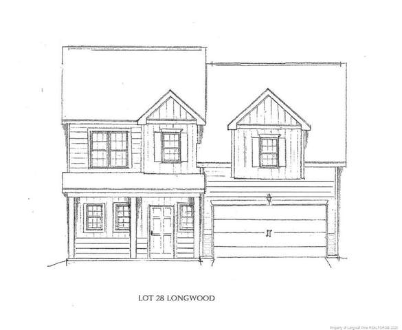 133 Longview (Lot 28) Court, Raeford, NC 28376 (MLS #642744) :: The Signature Group Realty Team