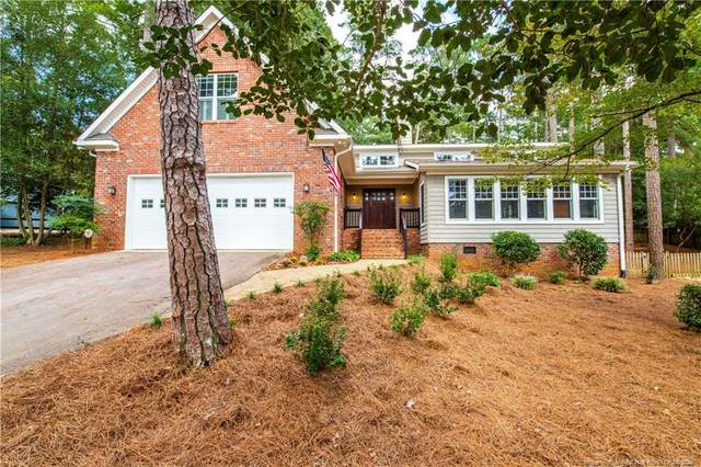 575 S Valley Road, Southern Pines, NC 28387 (MLS #642745) :: Premier Team of Litchfield Realty